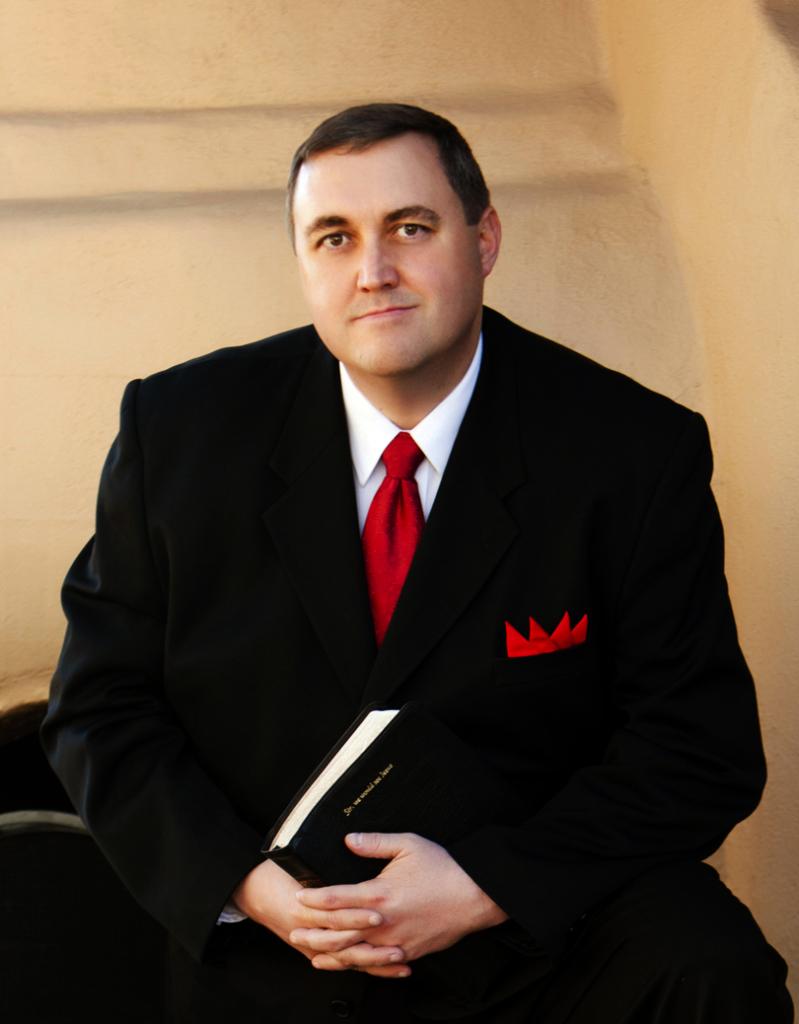Pastor Steven Sykes, BSALT